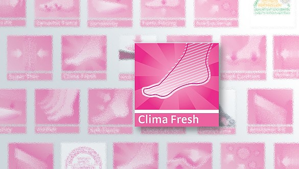 Clima Fresh product feature from medi