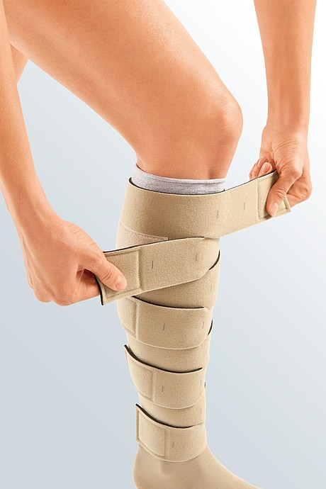 Circaid juxtafit premium leg lower leg detail