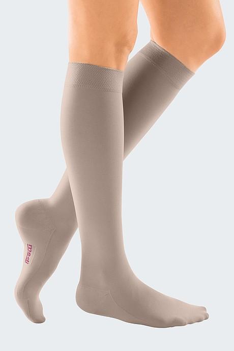 mediven comfort compression stockings veanous treatment beige