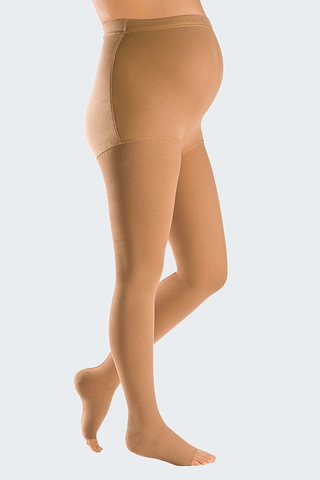 mediven mondi flat knitted compression stocking from medi for pregnancy