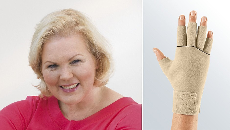 Circaid Juxtafit Glove