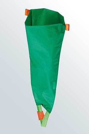 Easy Slide donning aid leg