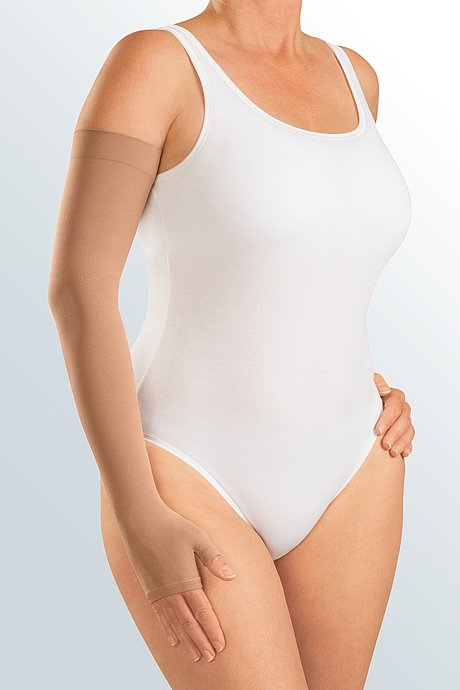 sleeve compression for lymphedema