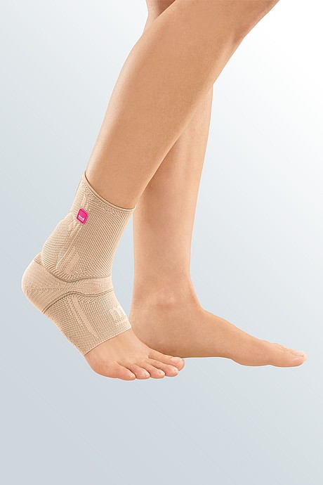 Achimed achilles tendon supports sand from medi