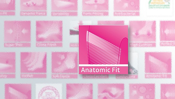 Anatomic Fit product feature from medi