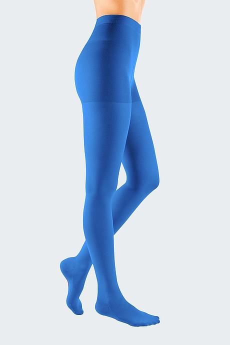 mediven comfort compression stockings veanous treatment royal blue