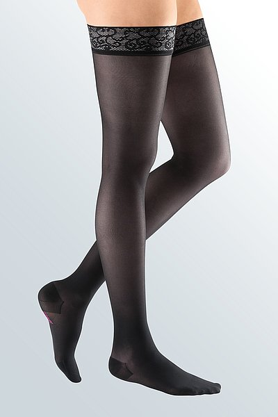 mediven sheer & soft compression stockings