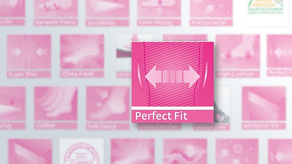 Perfect Fit product feature from medi