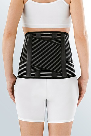 lumbar supporting orthosis back active